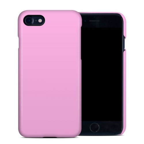 Solid State Pink iPhone 8 Clip Case