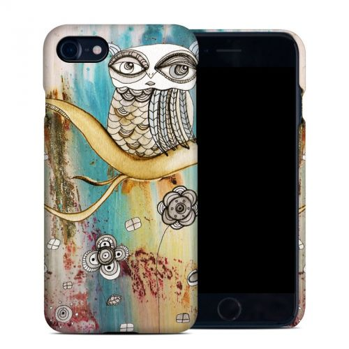 Surreal Owl iPhone 8 Clip Case