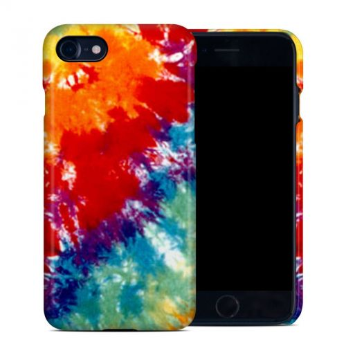 Tie Dyed iPhone 8 Clip Case