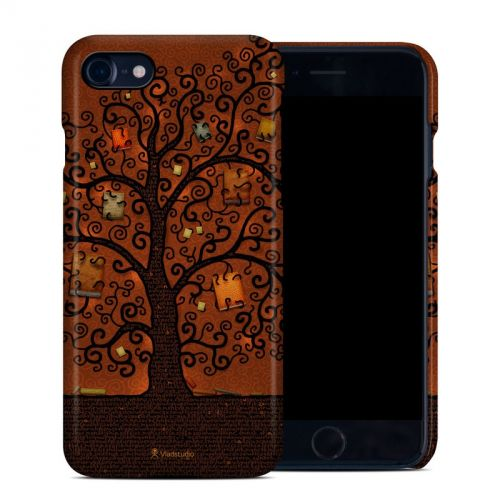 Tree Of Books iPhone 7 Clip Case