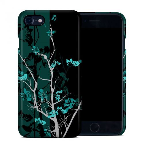 Aqua Tranquility iPhone 8 Clip Case