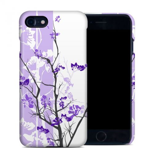 Violet Tranquility iPhone 8 Clip Case