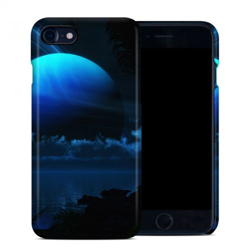 Tropical Moon iPhone 7 Clip Case