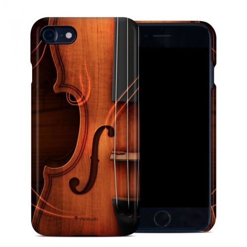 Violin iPhone 8 Clip Case