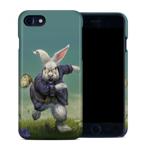 White Rabbit iPhone 8 Clip Case