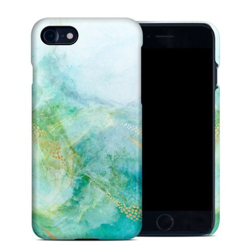 Winter Marble iPhone 8 Clip Case