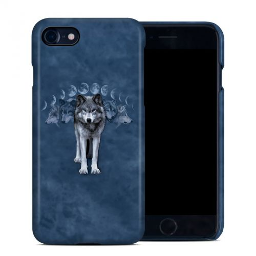 Wolf Cycle iPhone 7 Clip Case