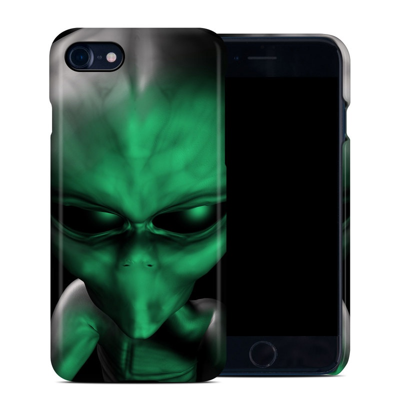 Abduction iPhone 8 Clip Case