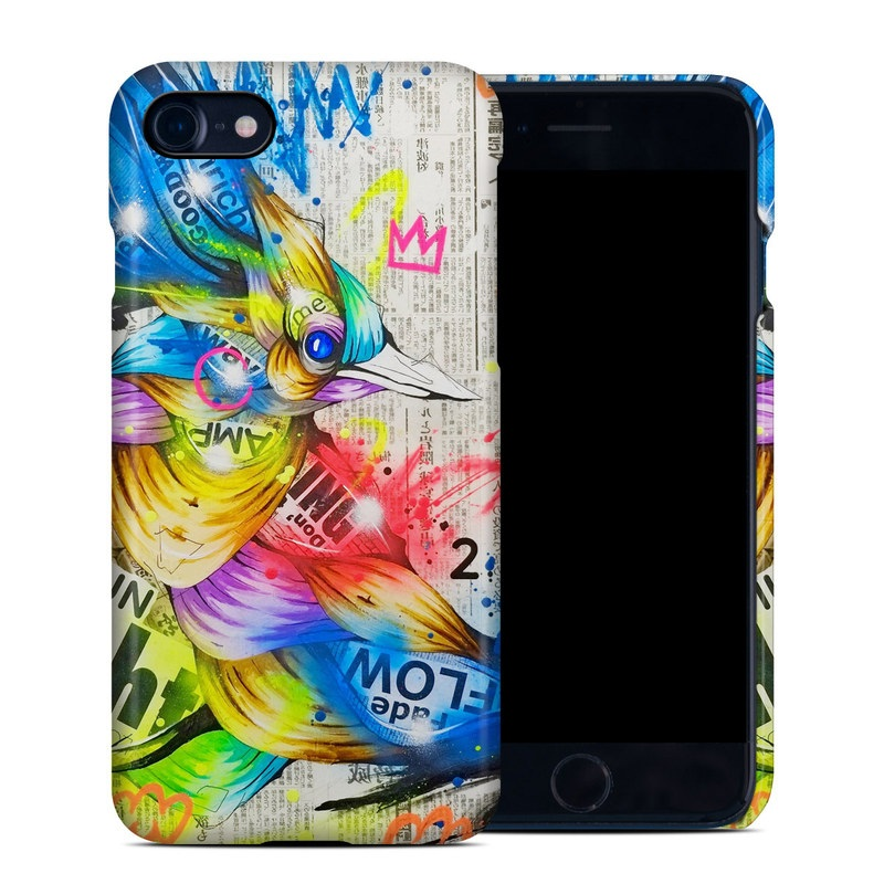 iPhone 8 Clip Case design of Graphic design, Font, Art, Graphics, Illustration with blue, red, orange, pink, white, black, yellow, green colors