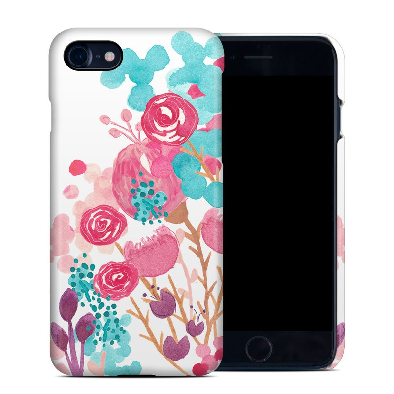 Blush Blossoms iPhone 8 Clip Case