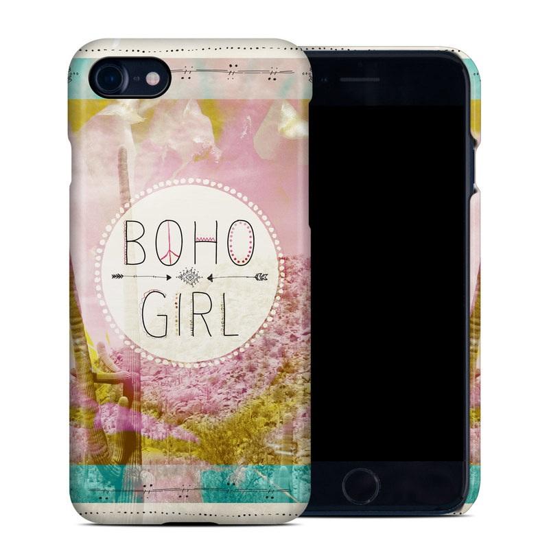 Boho Girl iPhone 8 Clip Case