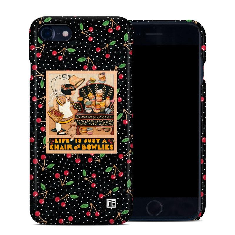 Chair of Bowlies iPhone 8 Clip Case