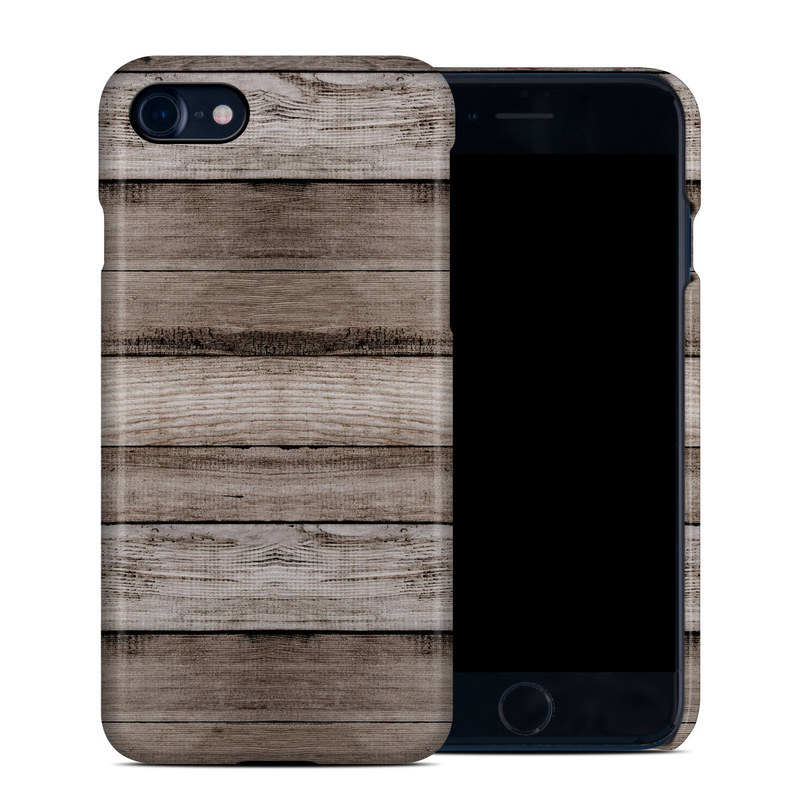 Barn Wood iPhone 8 Clip Case