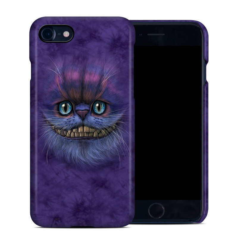 Cheshire Grin iPhone 7 Clip Case