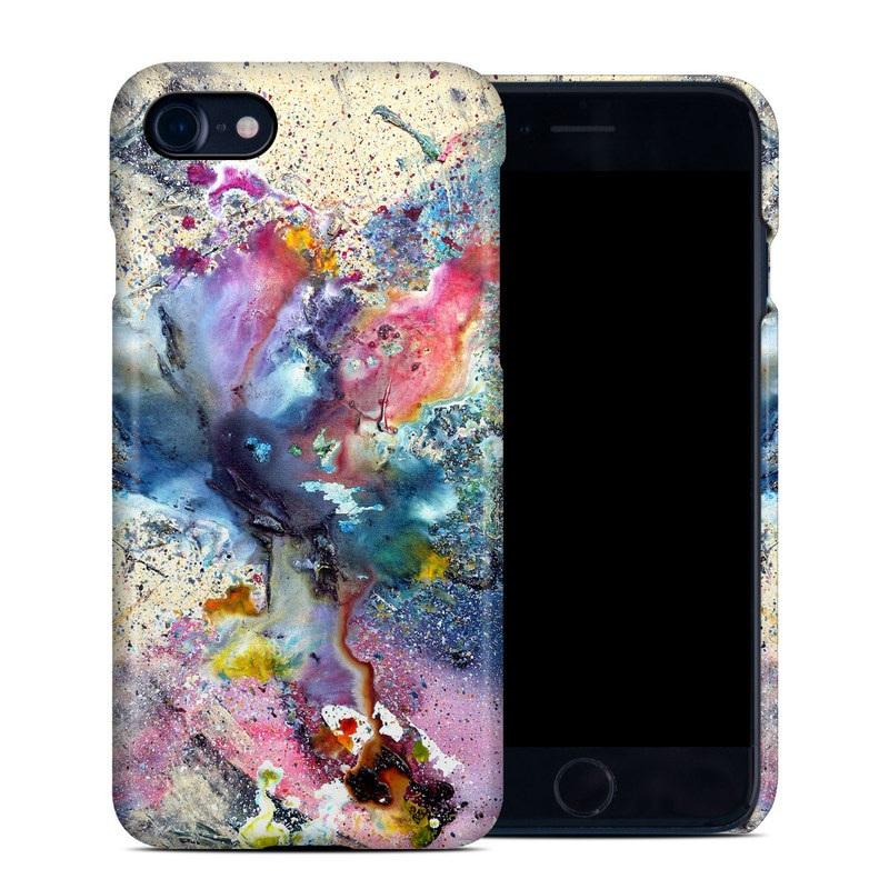 Cosmic Flower iPhone 8 Clip Case