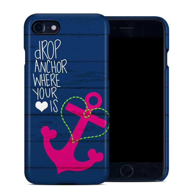 Drop Anchor iPhone 7 Clip Case