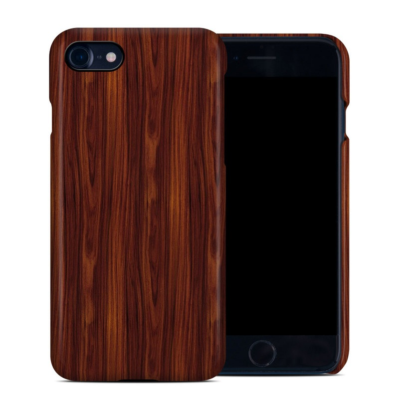 iPhone 8 Clip Case design of Wood, Red, Brown, Hardwood, Wood flooring, Wood stain, Caramel color, Laminate flooring, Flooring, Varnish with black, red colors