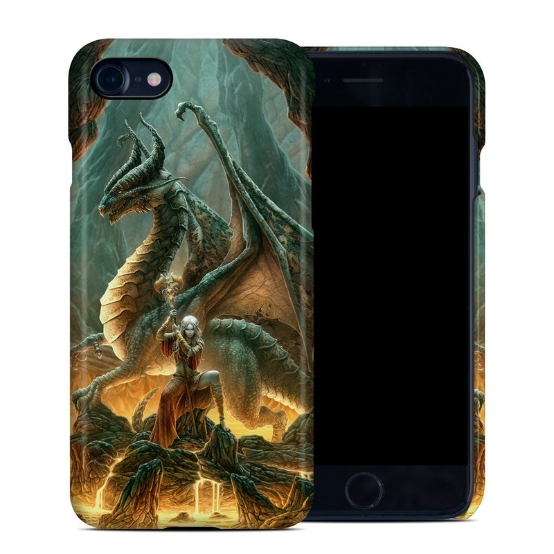 Dragon Mage iPhone 8 Clip Case