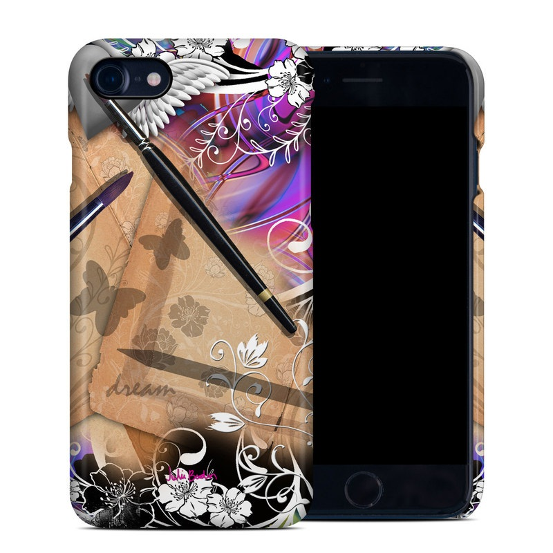 Dream Flowers iPhone 8 Clip Case