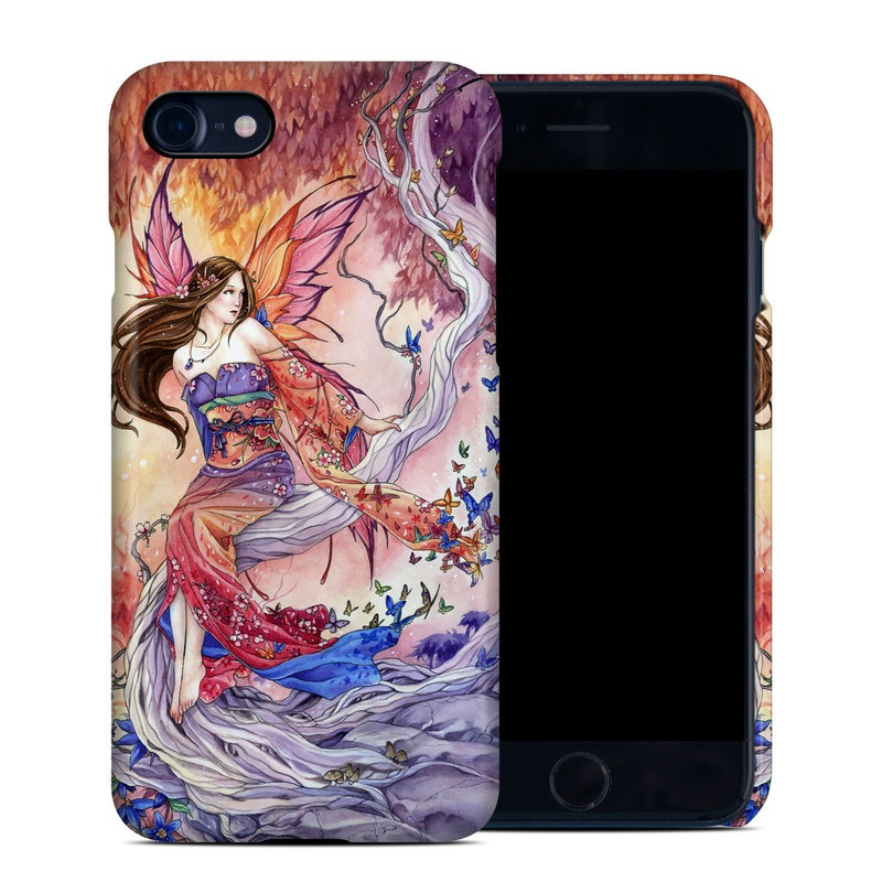 The Edge of Enchantment iPhone 8 Clip Case