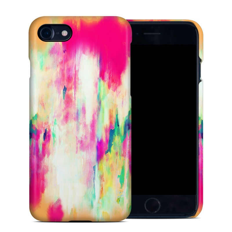 Electric Haze iPhone 8 Clip Case