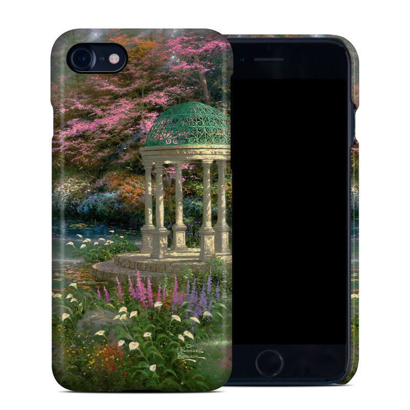 Garden Of Prayer iPhone 8 Clip Case