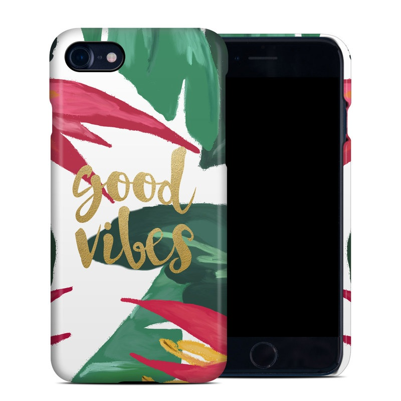 Good Vibes iPhone 8 Clip Case