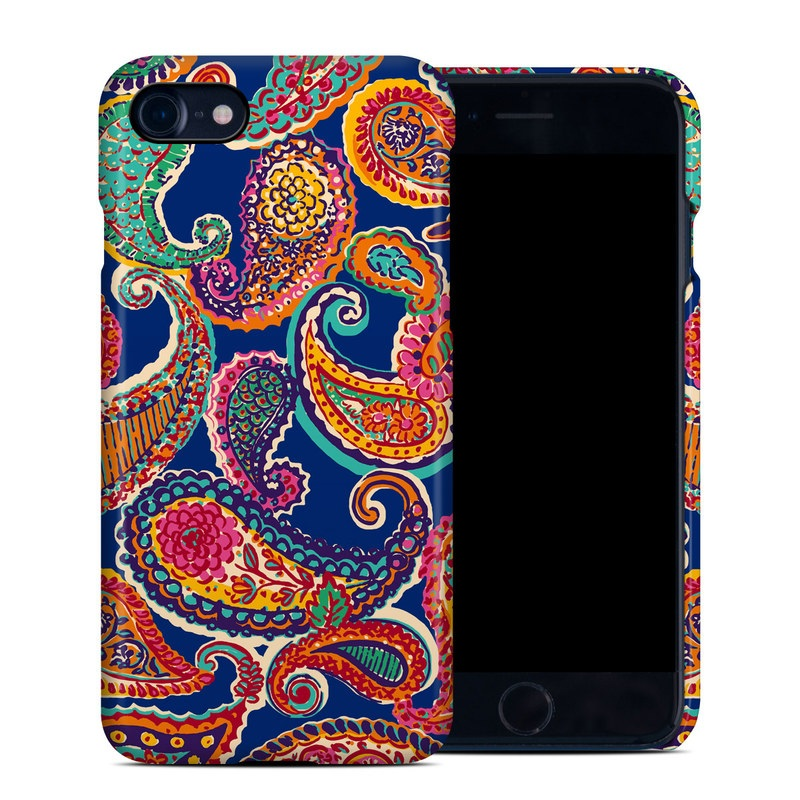Gracen Paisley iPhone 8 Clip Case