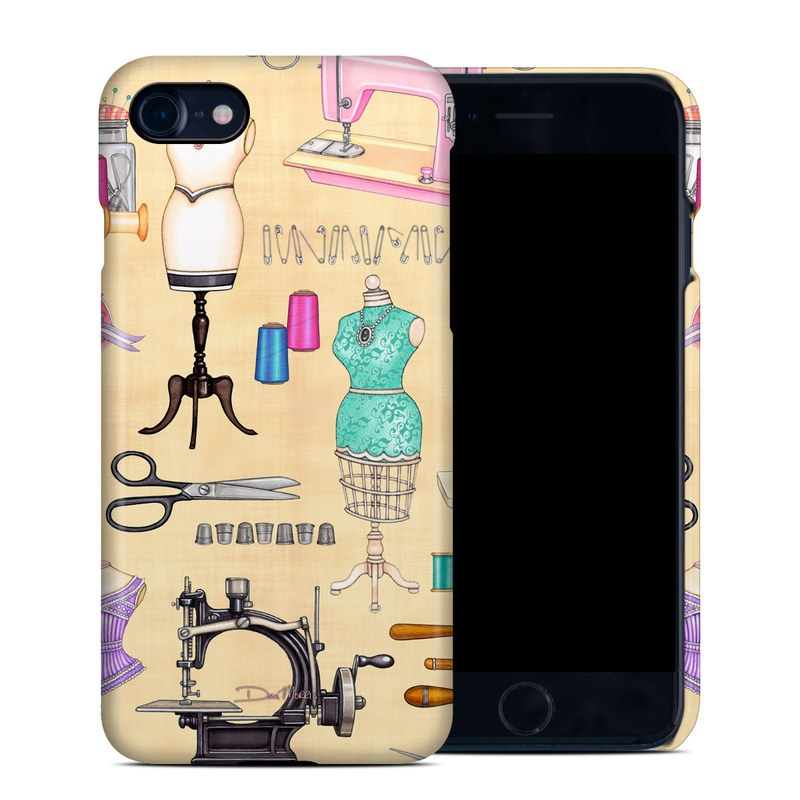 Haberdashery iPhone 8 Clip Case