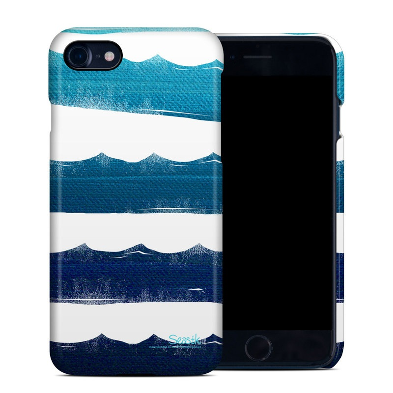 Horizon Lines iPhone 7 Clip Case