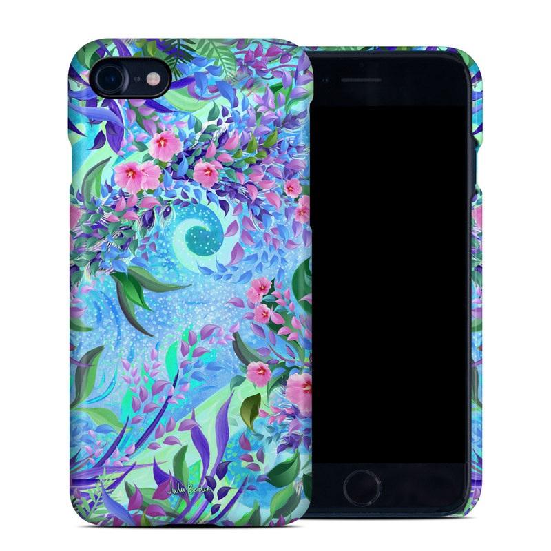 Lavender Flowers iPhone 7 Clip Case