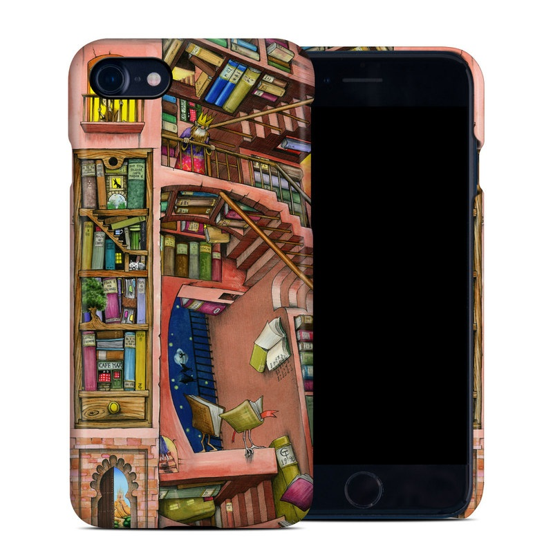 Library Magic iPhone 8 Clip Case