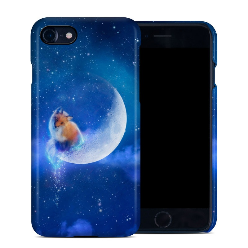 Moon Fox iPhone 7 Clip Case