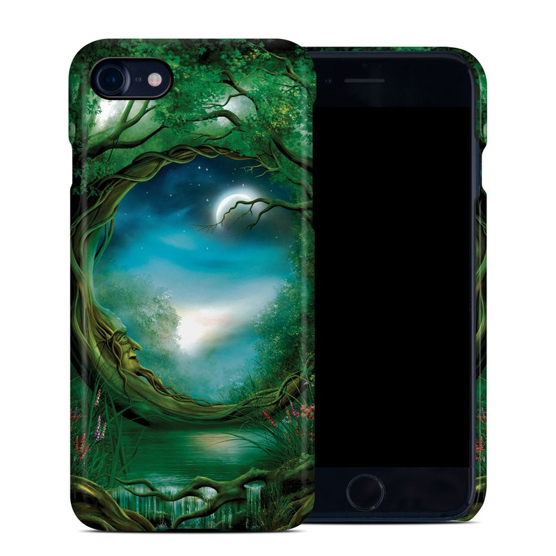 Moon Tree iPhone 8 Clip Case