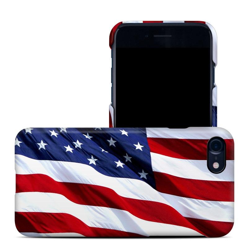 Patriotic iPhone 8 Clip Case
