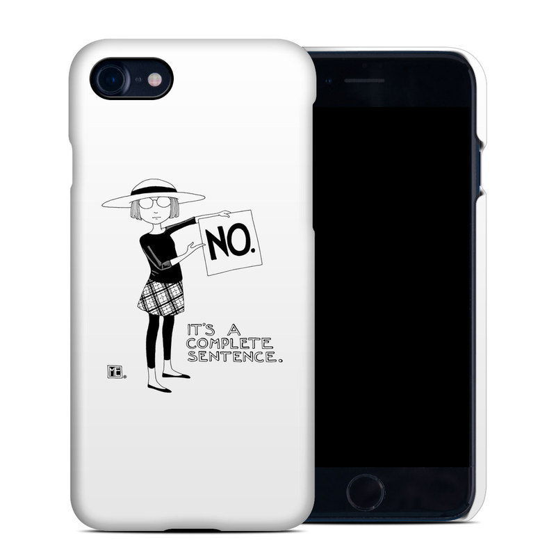 Sentence iPhone 8 Clip Case