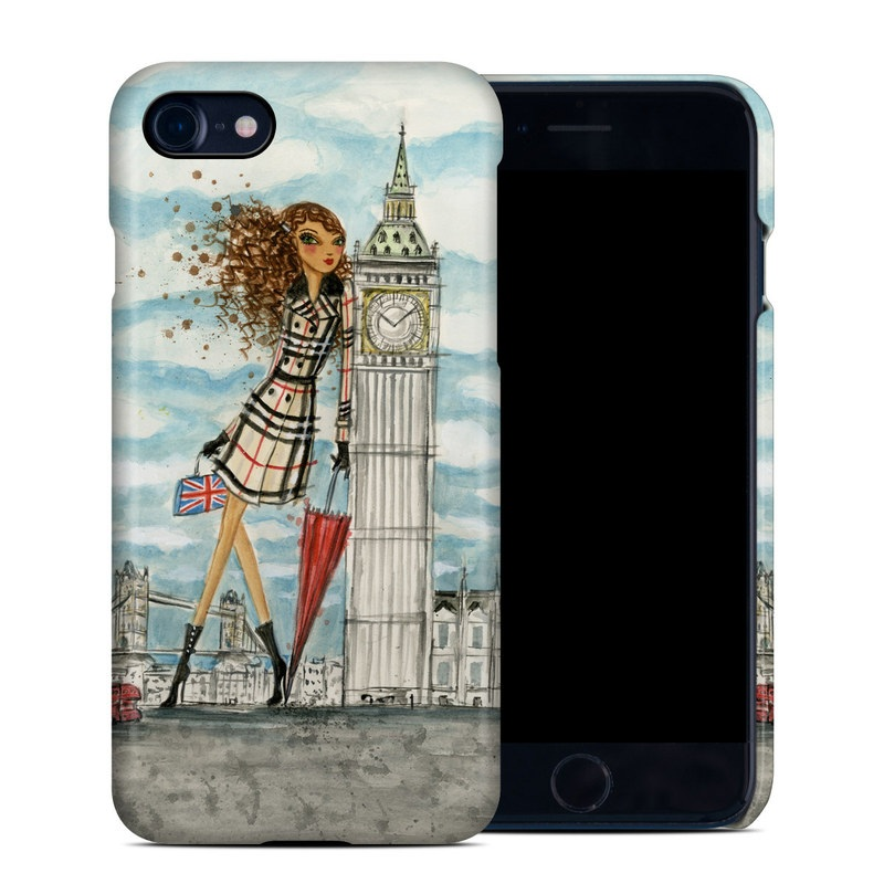 The Sights London iPhone 8 Clip Case