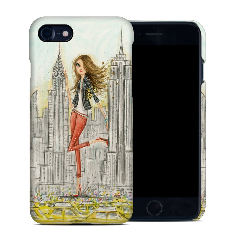The Sights New York iPhone 8 Clip Case