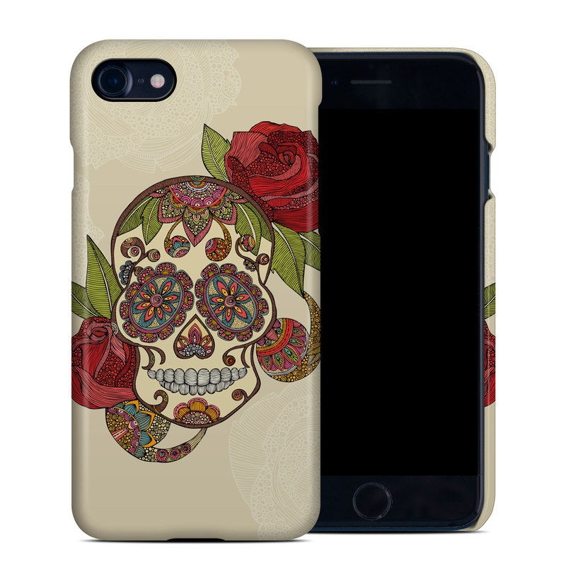 Sugar Skull iPhone 8 Clip Case