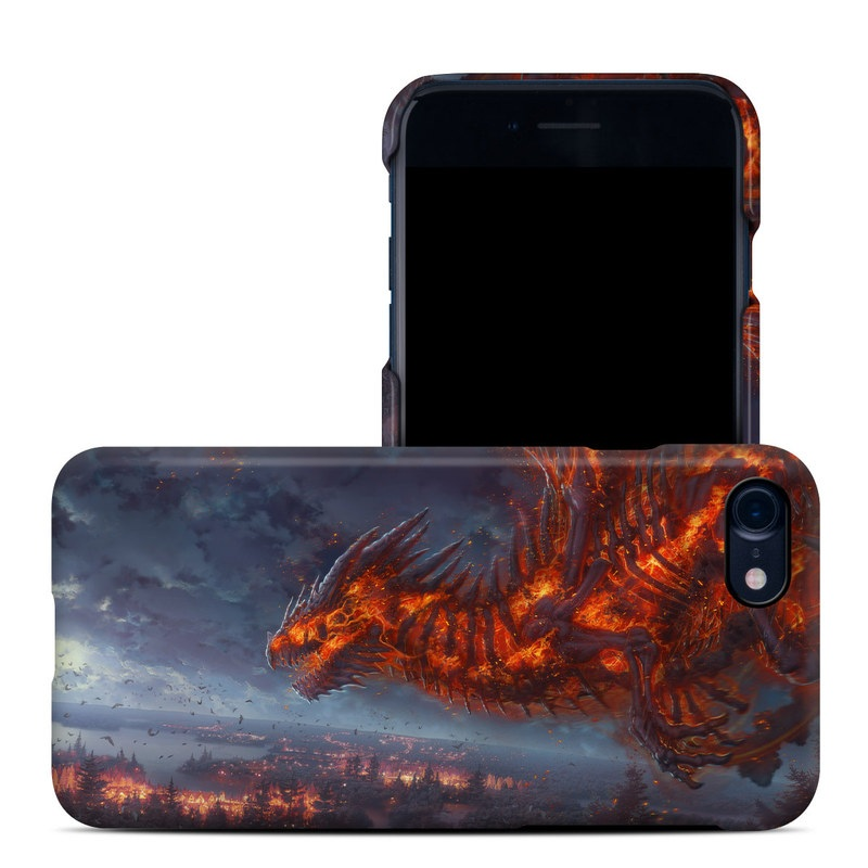 Terror of the Night iPhone 8 Clip Case