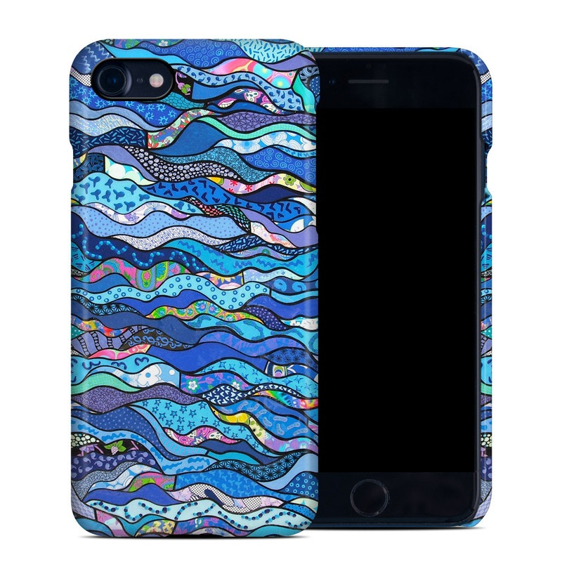 The Blues iPhone 8 Clip Case