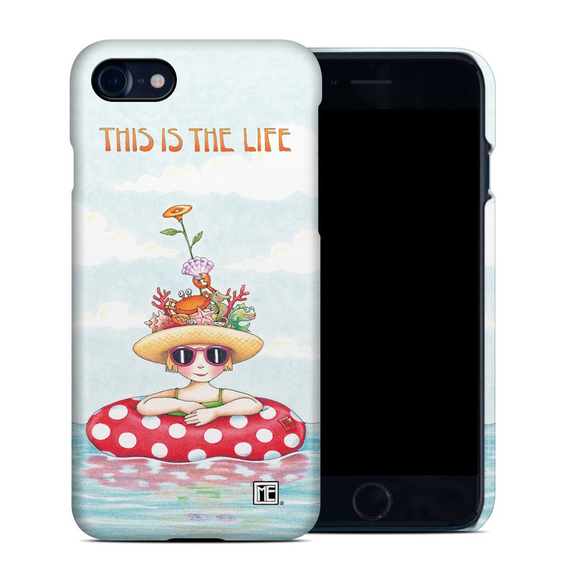 This Is The Life iPhone 8 Clip Case