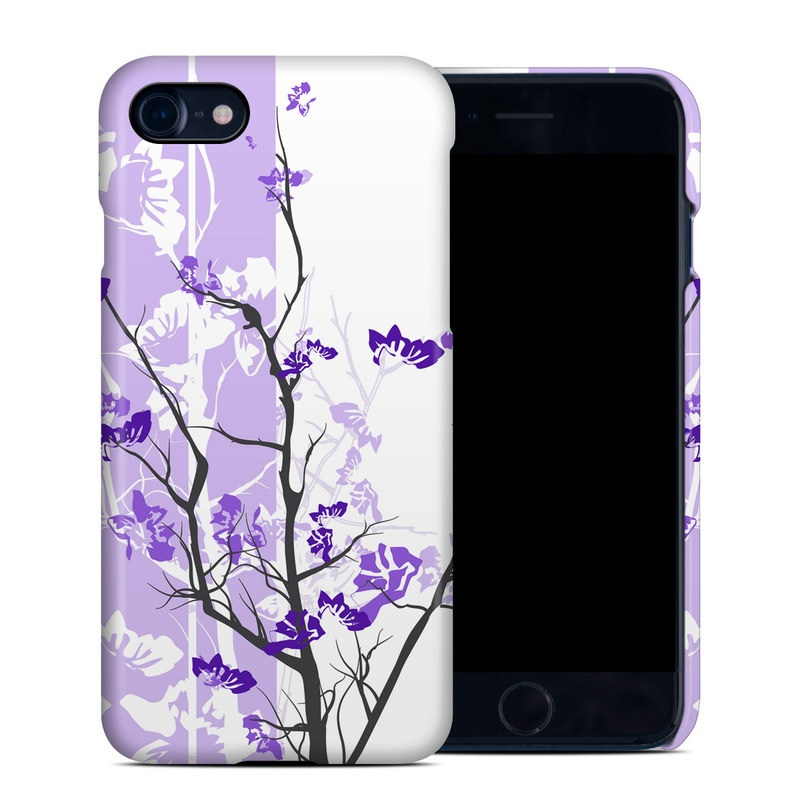Violet Tranquility iPhone 7 Clip Case