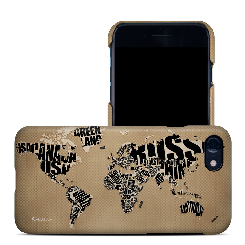 Type Map iPhone 7 Clip Case