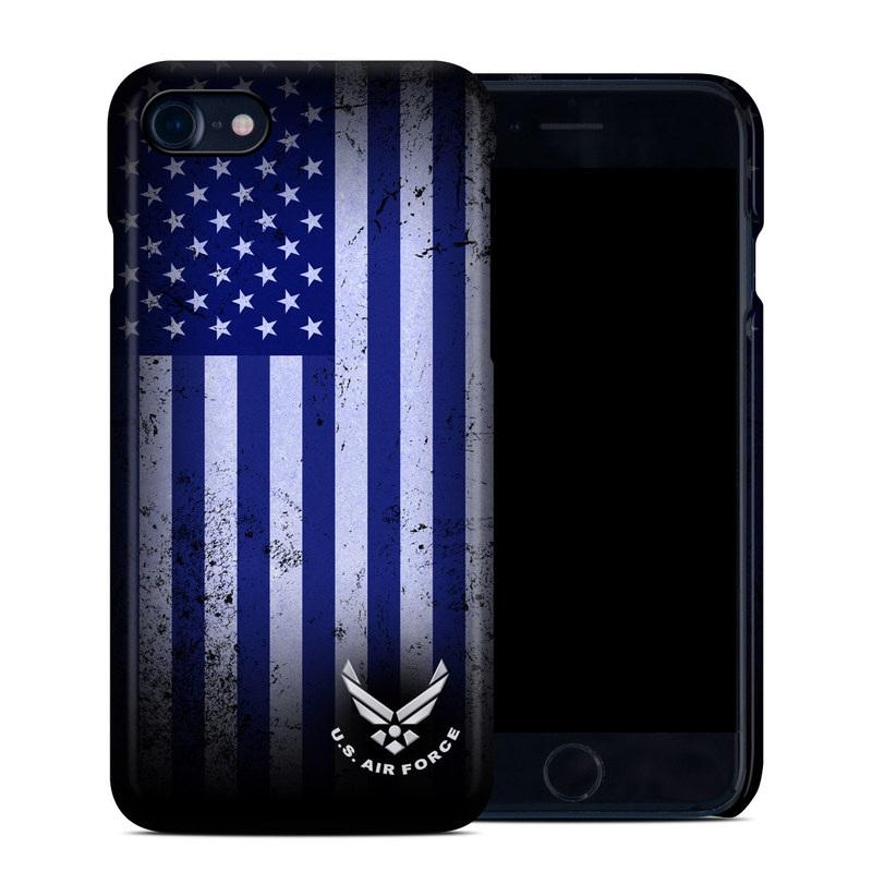 USAF Flag iPhone 8 Clip Case