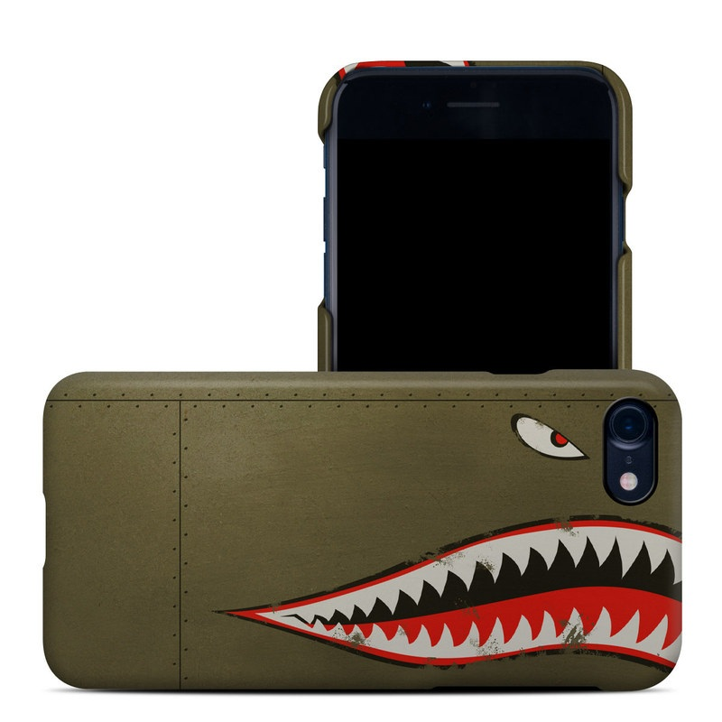 USAF Shark iPhone 8 Clip Case