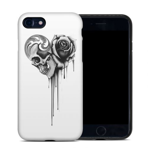 Amour Noir iPhone 8 Hybrid Case