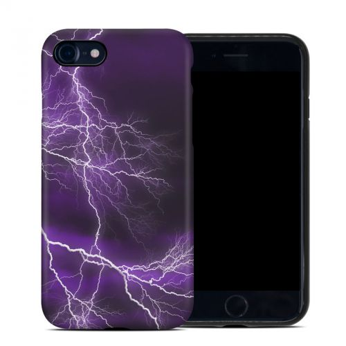 Apocalypse Violet iPhone 8 Hybrid Case