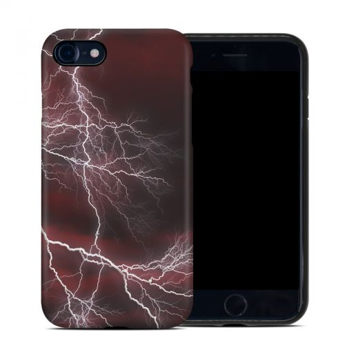 Apocalypse Red iPhone 8 Hybrid Case