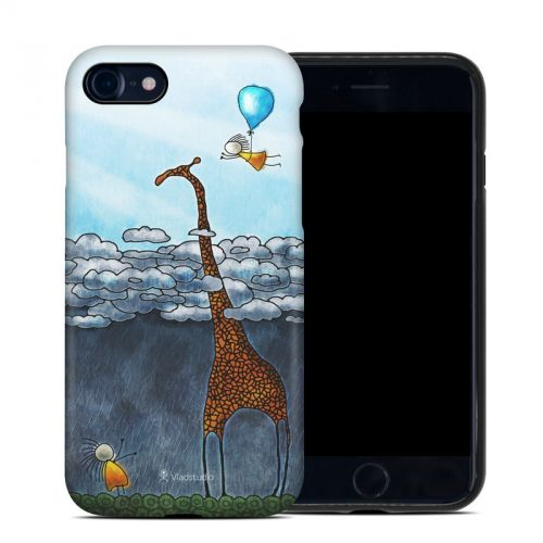 Above The Clouds iPhone 7 Hybrid Case